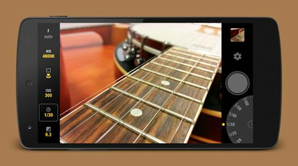 Manual Camera(手动相机) 安卓版 v3.215 - 截图1