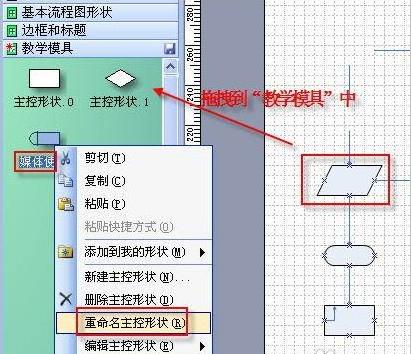 怎样使用Office Visio绘制流程图7