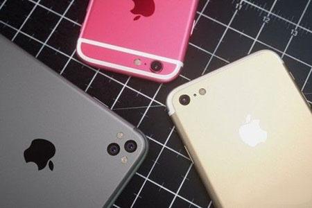 iPhone7 Plus变化传闻大汇总