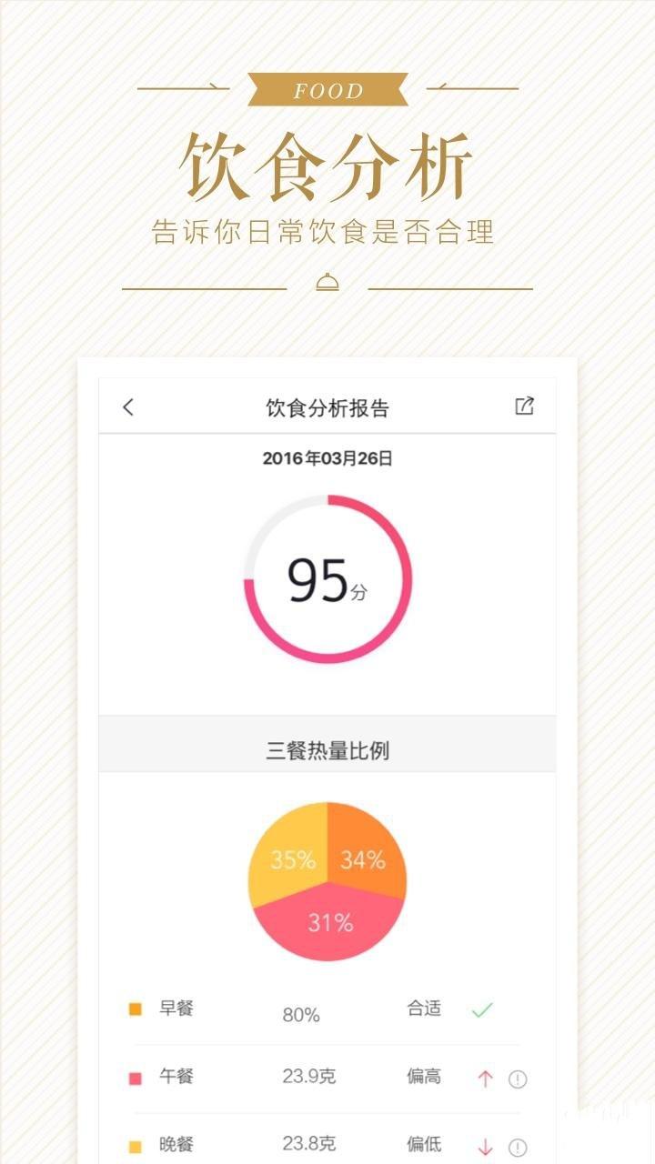 食物派App使用测评4