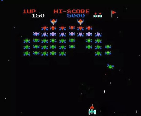 经典红白机续作Galaga Wars即将上线:玩法调整单经典不变1