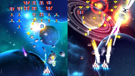 经典红白机续作Galaga Wars即将上线:玩法调整单经典不变2