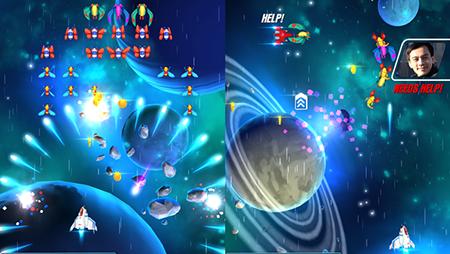 经典红白机续作Galaga Wars即将上线:玩法调整单经典不变3