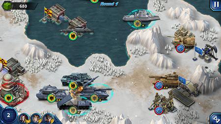 将军的荣耀2:ACE破解版(无限徽章) 安卓版V1.02 - 截图1