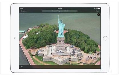 苹果宣布Apple Maps新增多个Flyover全景地点