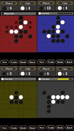 黑白棋游戏安卓版 - 截图1