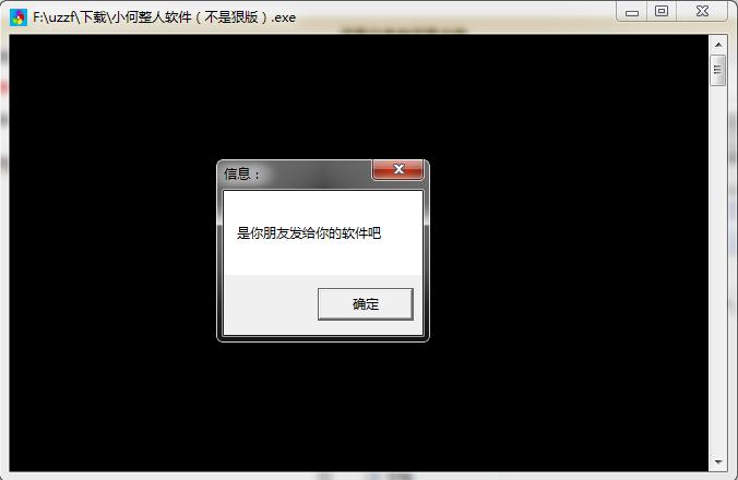 小何整人软件绿色版 v1.0