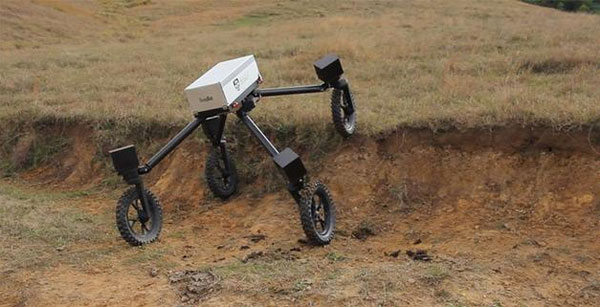 机器人SwagBot