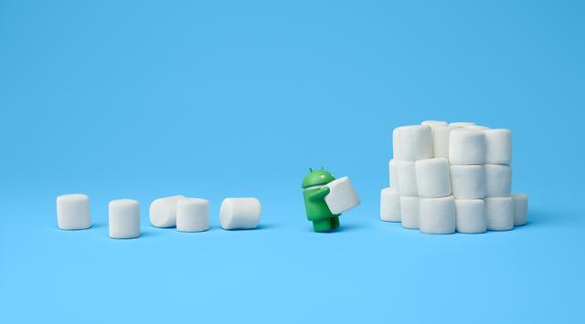 Android 6.0的普及率1