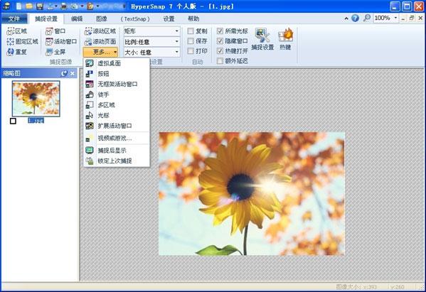 HyperSnap7官方版 V7.28.05 - 截图1