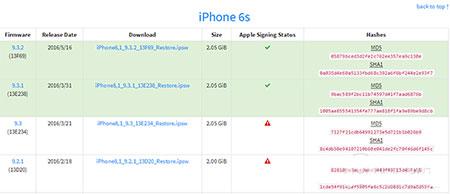 iOS9.3.4降级9.3.3教程1