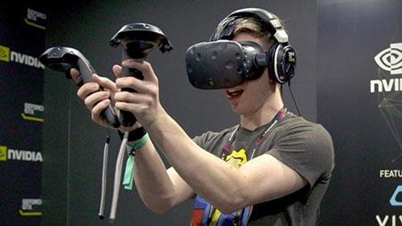 VR关键技术被开放:HTC 又做了一次马前卒?