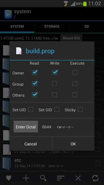RE文件管理器安卓版 v5.1 - 截图1