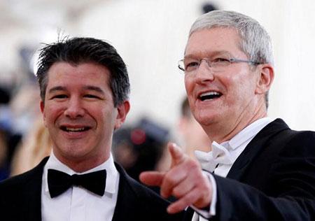 苹果互联网服务负责人自吹:Uber成功全靠苹果