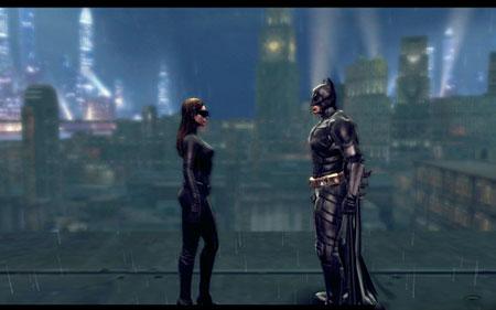 蝙蝠侠黑暗骑士崛起评测