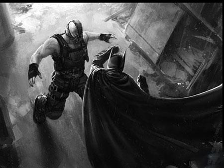 蝙蝠侠黑暗骑士崛起评测5