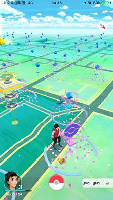 Pokemon go口袋站Bug之瞬移回口袋站