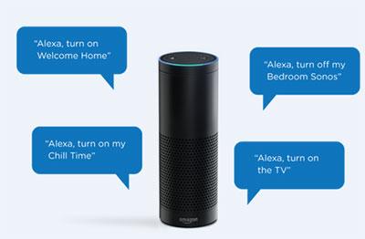 亚马逊将开放它的智能语音助手给所有的家庭设备
