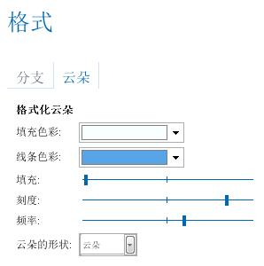 iMindMap云朵功能如何使用3