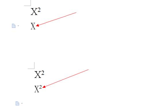 X平方怎么打出来7