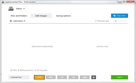 图片格式转换器(reaConverter pro)绿色版 v7.249 - 截图1