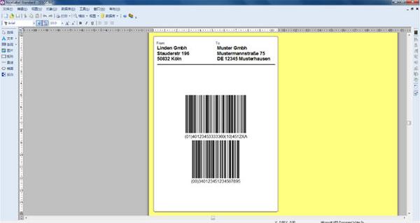 NiceLabel standard标准版 V6.5.1.12539 - 截图1