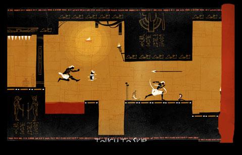 逃离金字塔评测 小游戏