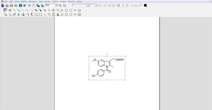 ChemDraw Std标准版 V14.0.0.117 - 截图1