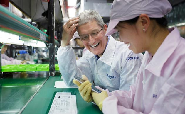 库克担任苹果CEO已五年:做总结谈变化