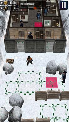 冬日逃亡者2:编年史iOS版 V1.0 - 截图1