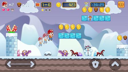 超级大冒险iOS版 V2.01 - 截图1