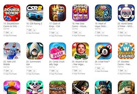 苹果App Store付费游戏在大幅降价:中国区被一元游戏霸榜2