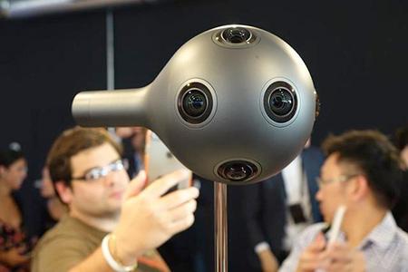 VR相机市场争夺还在继续:诺基亚OZO叫板JauntOne