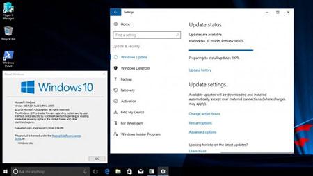 Windows 10 Redstone 2第二预览版评测:对系统进行了多项调整