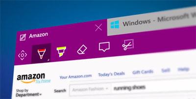 因推广Win10 Edge浏览器 微软也开启补贴用户形式