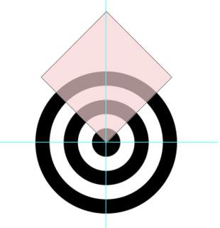 如何用Photoshop CC制作WIFI信号图标1