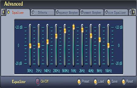 超级变声器绿色版 v5.0 - 截图1