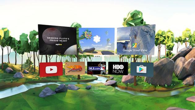 力推Daydream平台:谷歌与网红合作虚拟现实内容