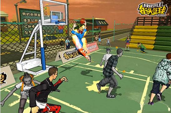 街头篮球测评3