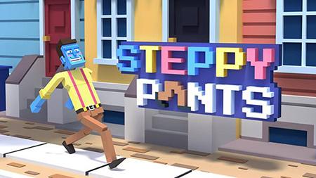 Steppy Pants测评1