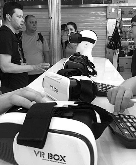 VR行业进入低谷?设备销售仍然火爆