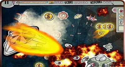 飞行游戏《孤胆战机》评测:体验刺激感