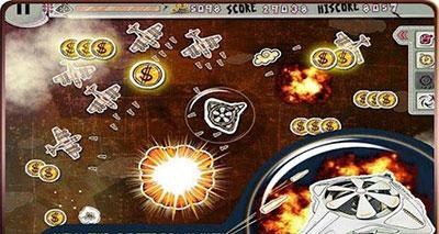飞行游戏《孤胆战机》评测:体验刺激感2