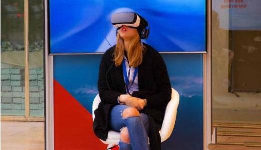 VR领域大放光彩1