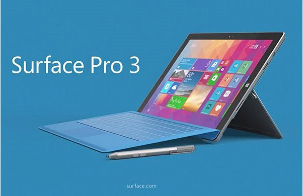 微软更新suface pro3