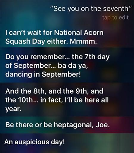 苹果宣布发布会日期:Siri称这是一个吉利日子2